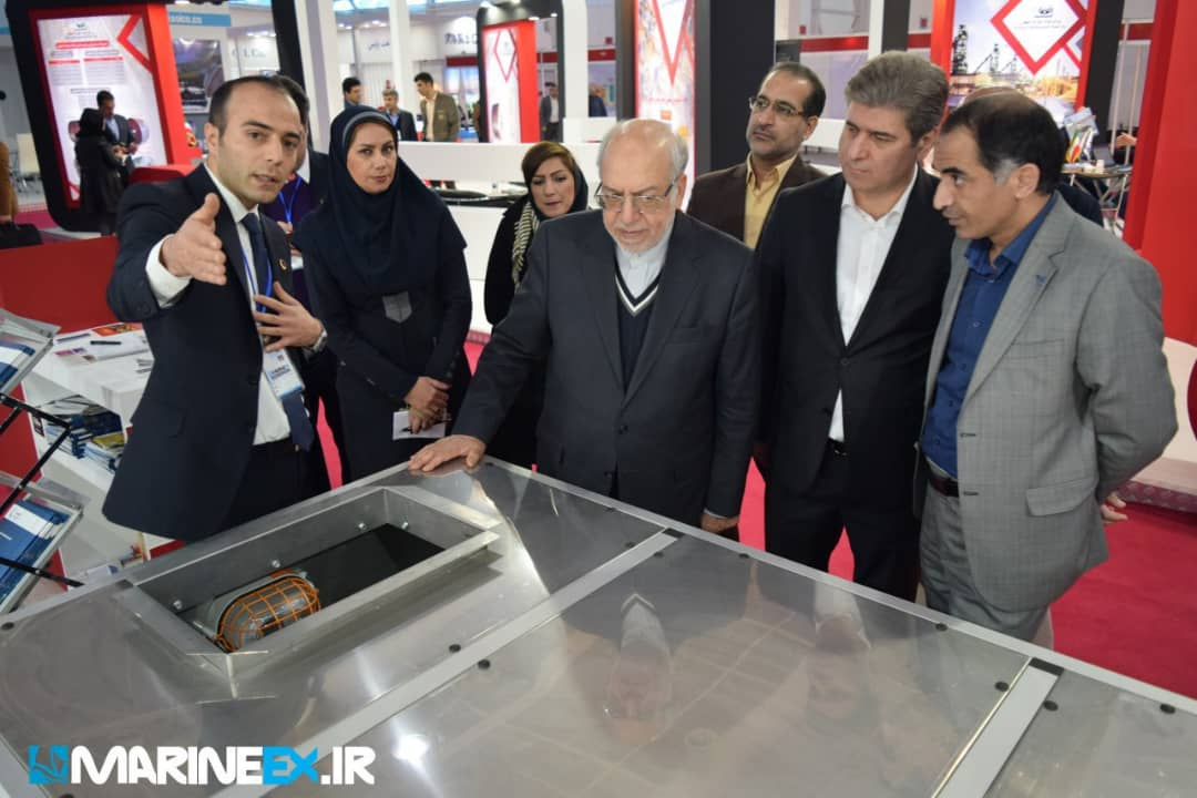MARINE EX 2018 The first international comprehensive marine exhibition of Iran