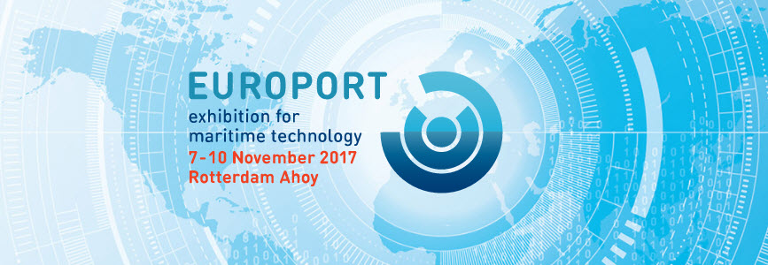 EUROPORT 2017 Exhibition for maritime  technology