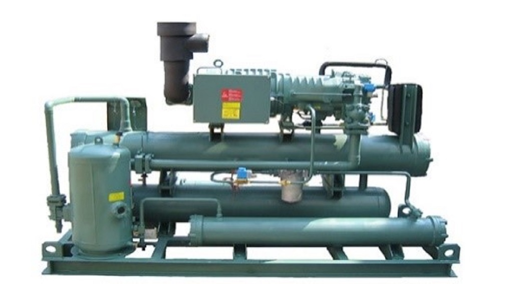 Sea water-Cooled Condensing Unit