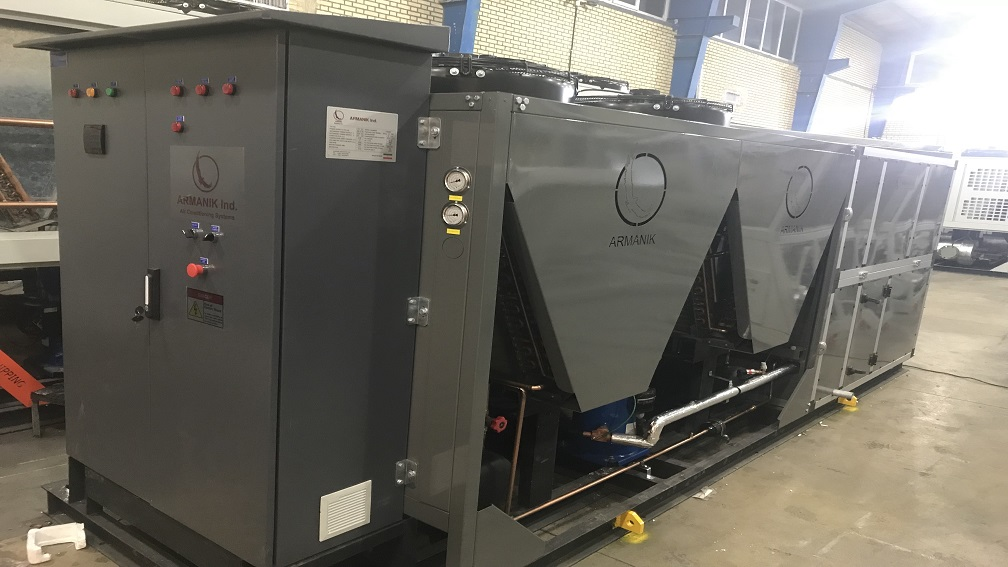 Air Cooled Packaged Unit APCA